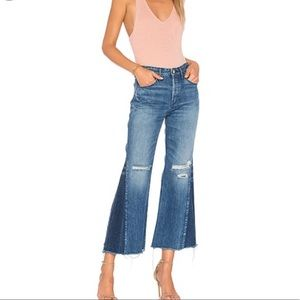 NWT higher ground 3x1 jeans
